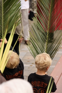 2011 Palm Sunday Procession 2