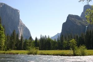 Yosemite Valley floor in spring.  Photocredit: dkbonde