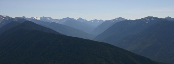 Mountains of the Olympic Peninsula 2